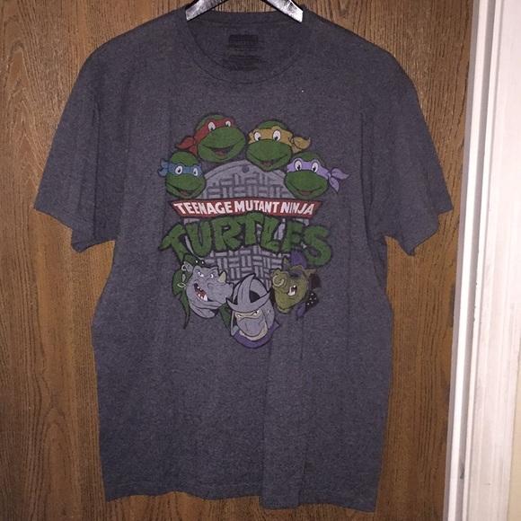Nickelodeon Other - Nickelodeon Teenage Mutant Ninja Turtles T-shirt L